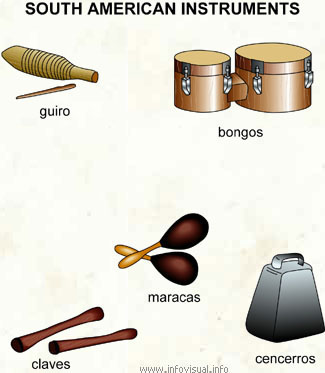 South american instruments