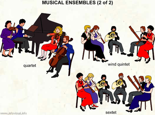 Musical ensembles (2 of 2)