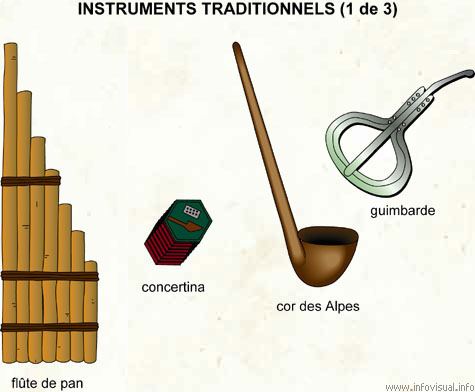 Instruments traditionnels