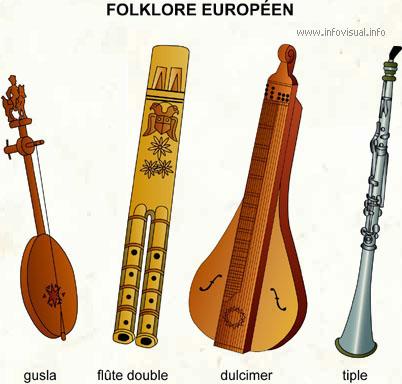 Folklore européen