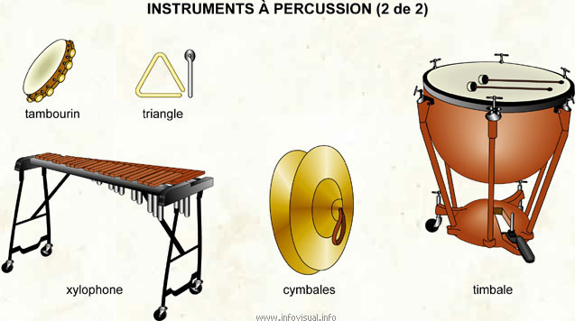 Instruments à percussion 2