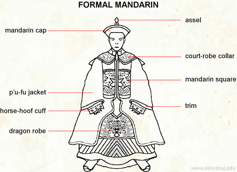 Formal mandarin