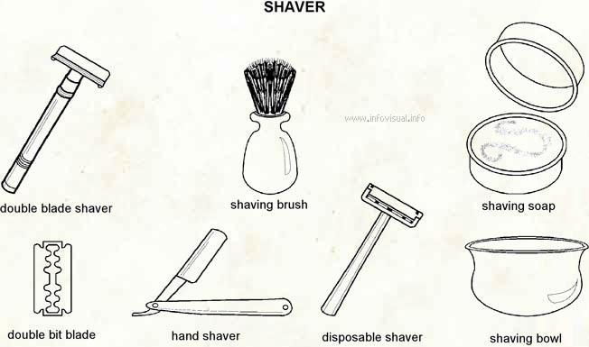 Shaver